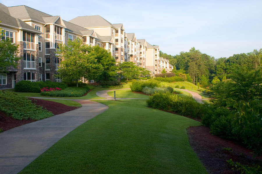 Apartment Landscaping Services