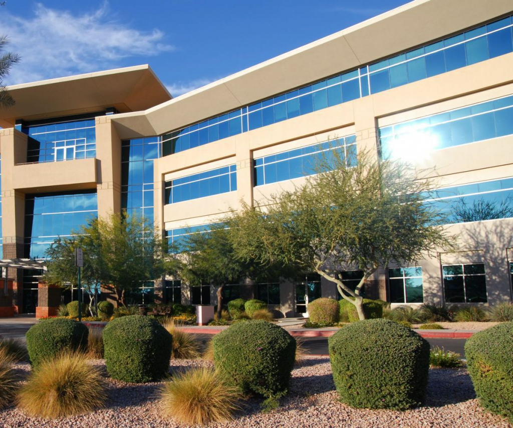Hospital Landscaping Services