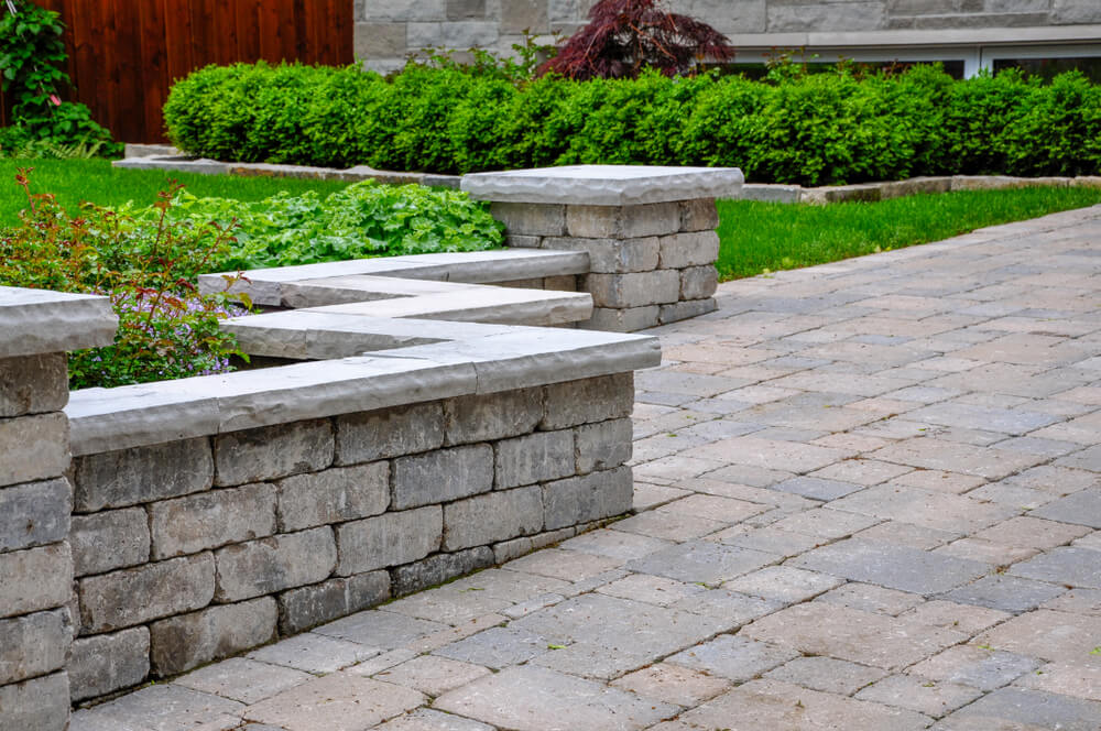 Using Concrete as Part of Your Commercial Landscaping